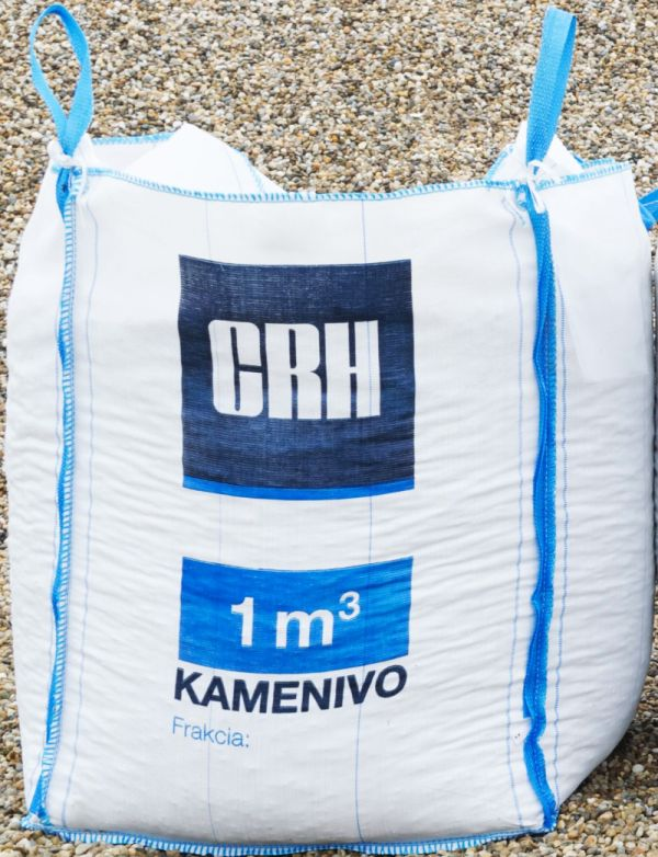 CRH balené kamenivo 1m3