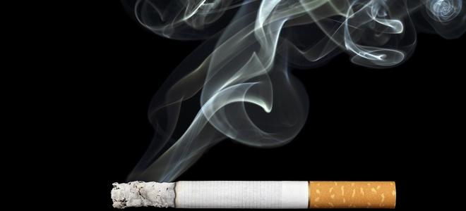 odstrániť cigaretový dym