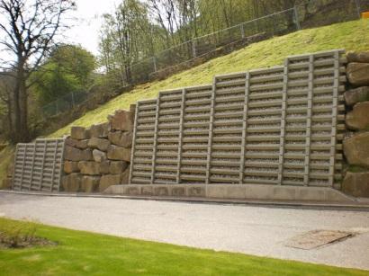 betonovy oporny mur