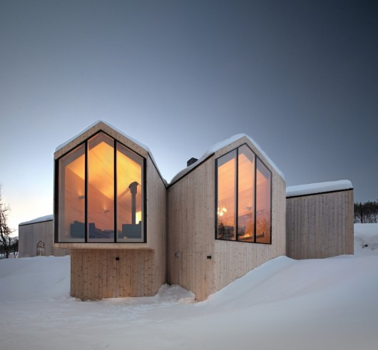 projekty domov norsko
