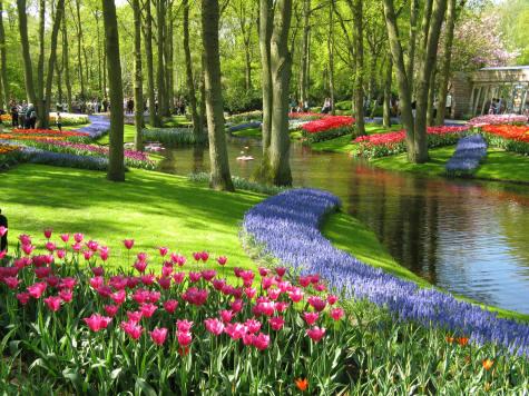 holandske zahrady