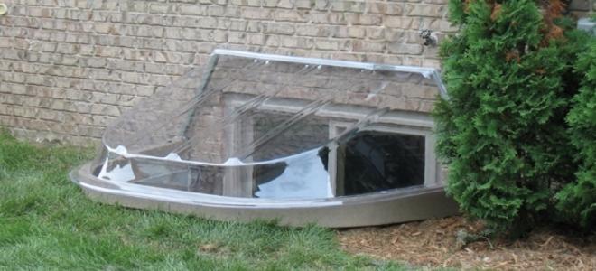 pivničné okná a prístup