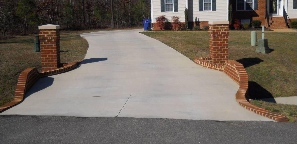 ako sa starať o betónovú príjadzovú cestu