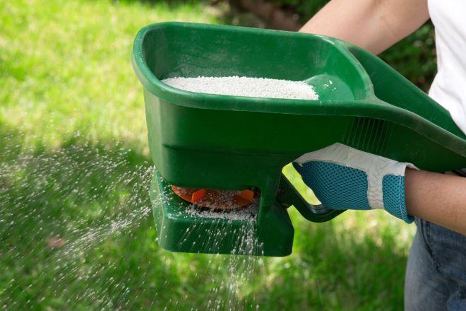 prípravy na jeseň: hnojenie trávnika