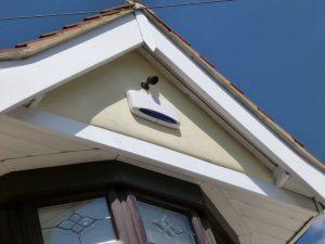 zabezpečiť dom pred zlodejmi