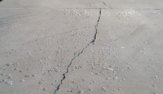 ako opraviť betónový povrch