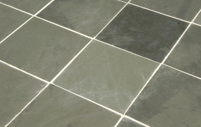 výsledná podlaha