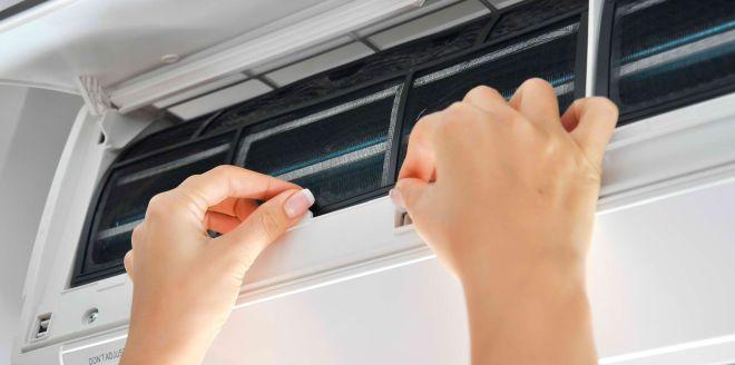 domáce projekty: vyčistiť ventiláciu