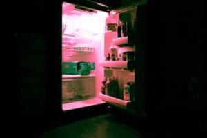 ušetriť energiu vďaka chladničke