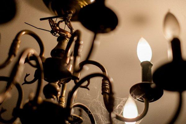 očistite svetlá